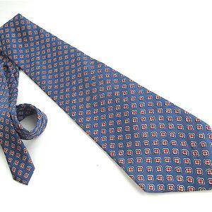 Burberry of London Hand Sewn Silk Neck Tie